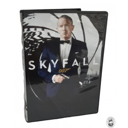 SKYFALL DVD 007 James Bond
